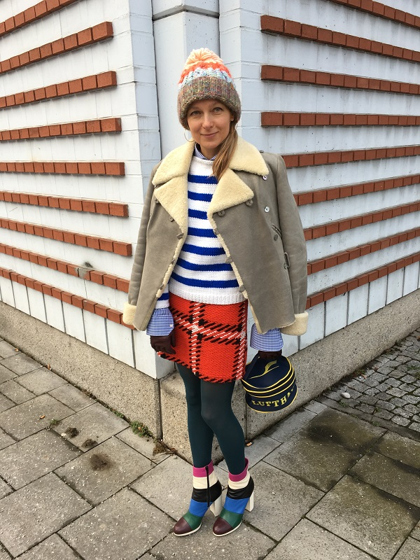 tartan and stripes