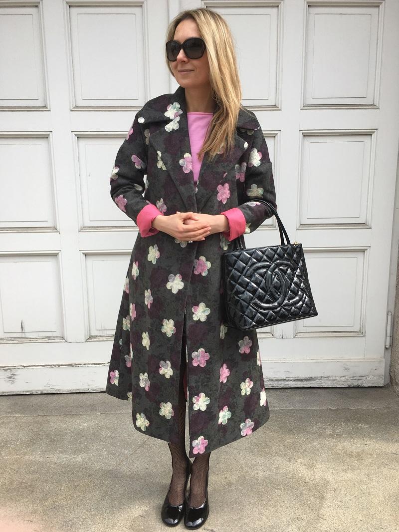 bespoke coat 40s style