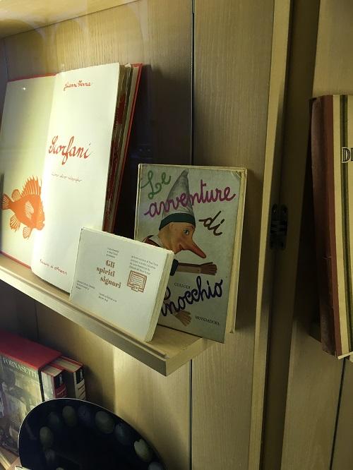 атикварные книги Брера Милан
