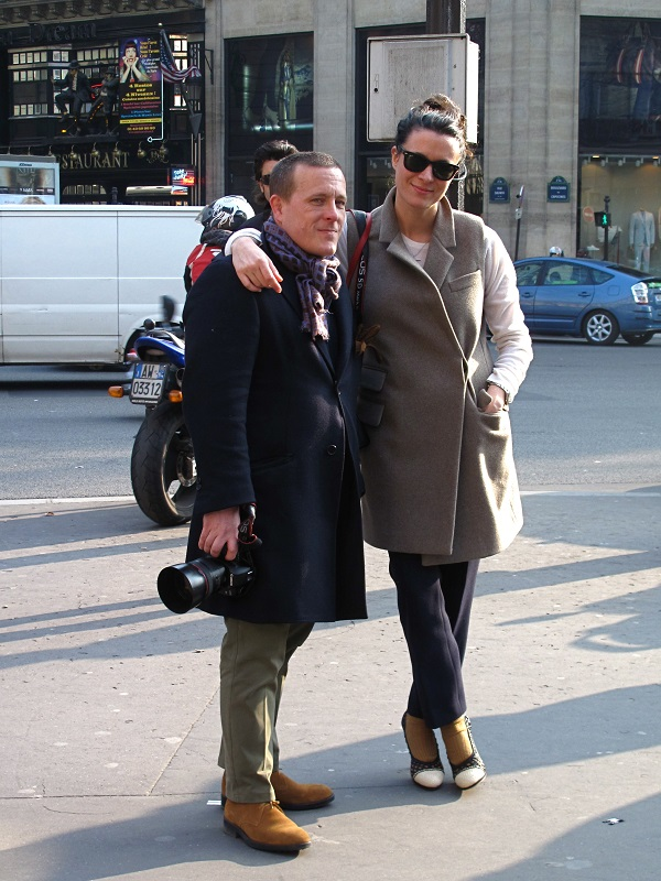 Garance Dore and The Sartorialist