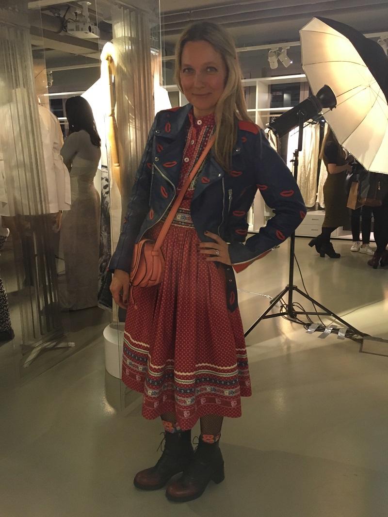 Lena Hoschek dress
