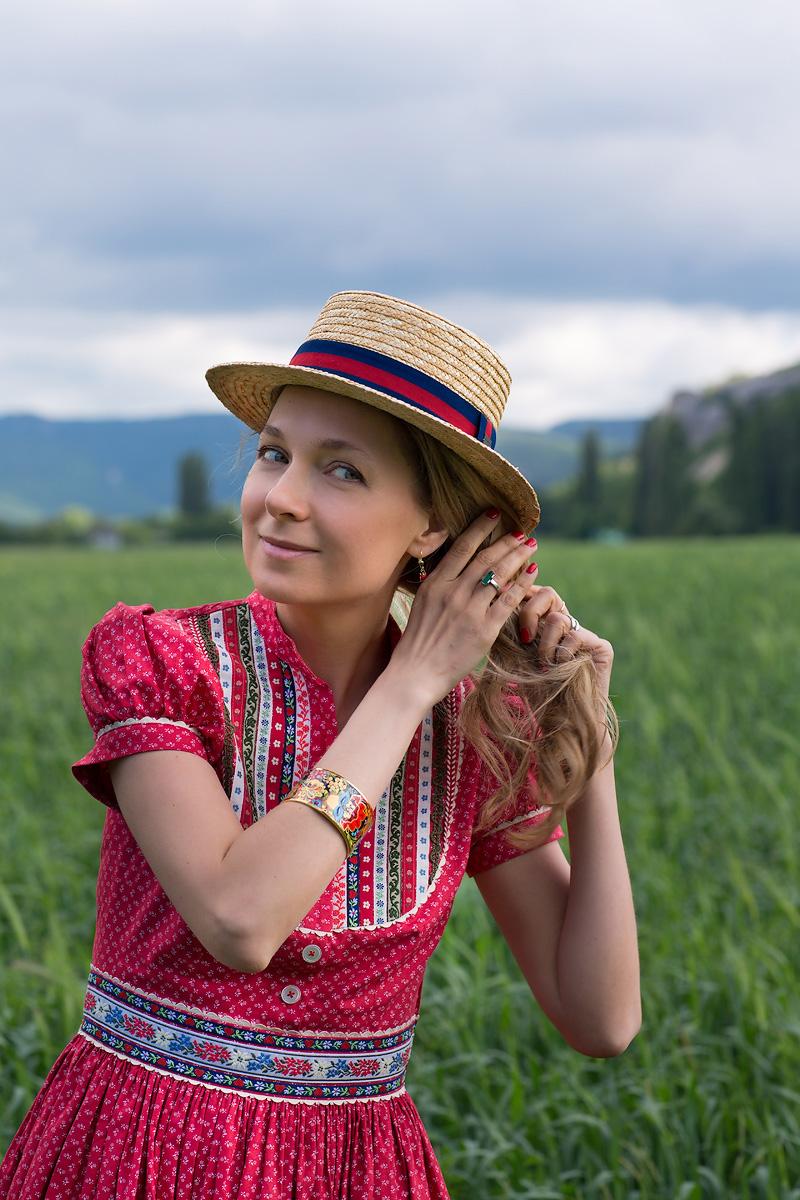 Lena Hoschek Gretl Dress