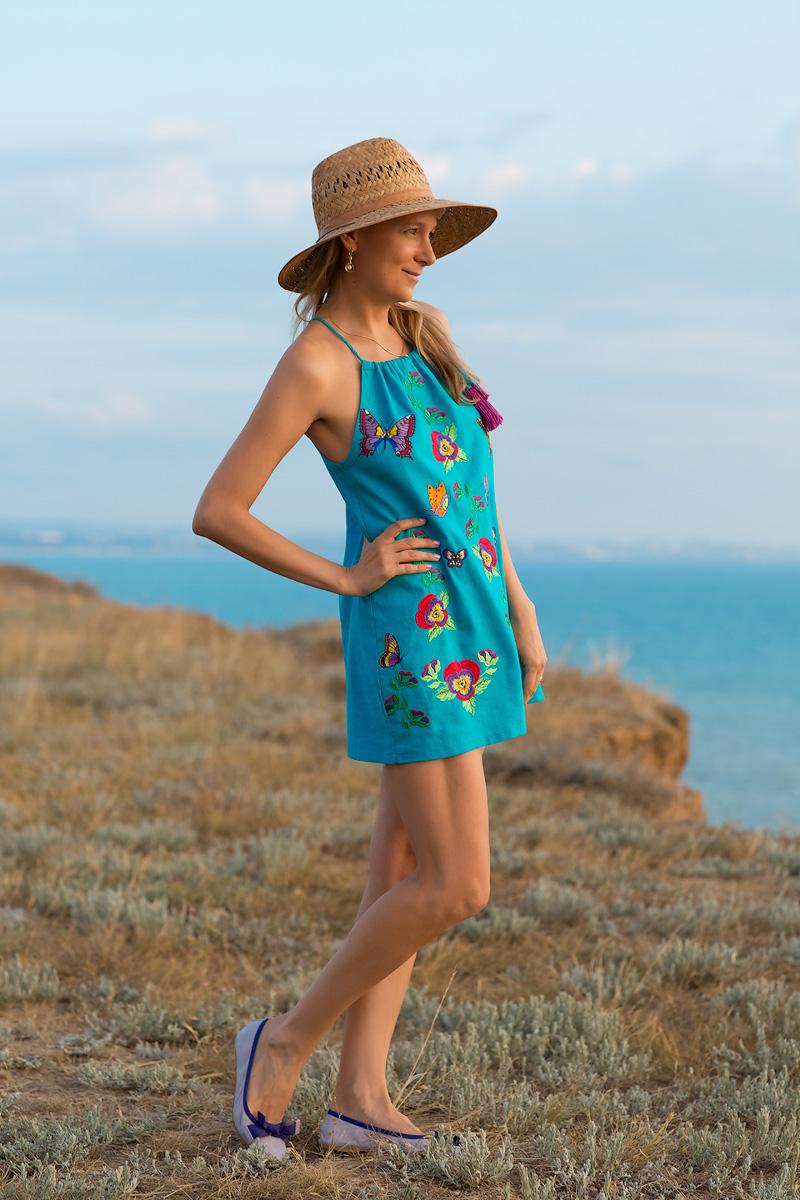 Embroidery ИЛИ Вышивка - главный тренд сезона