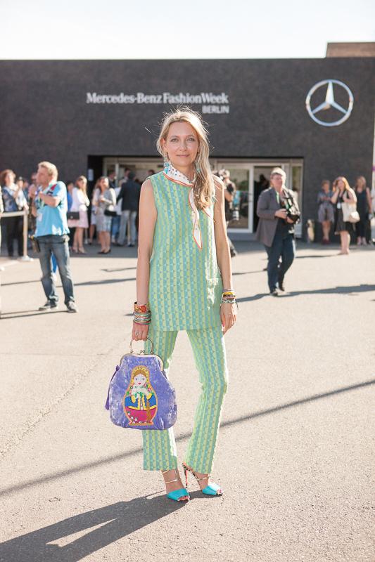 Wie kommt man auf die Fashion Week ИЛИ как попасть на Неделю Моды?