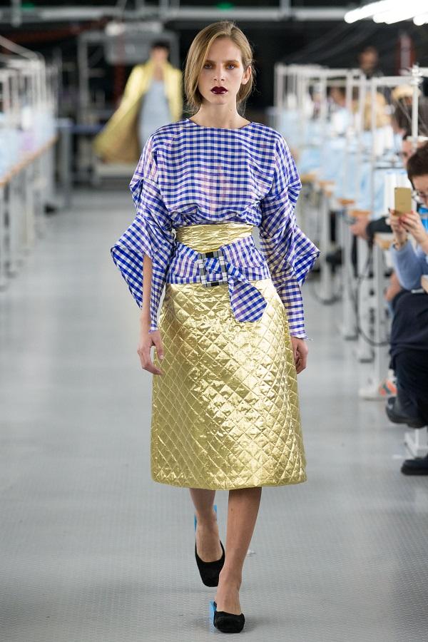 Tbilisi Fashion Week SS 2017 ИЛИ Неделя моды в Тбилиси Mariam Gvasalia
