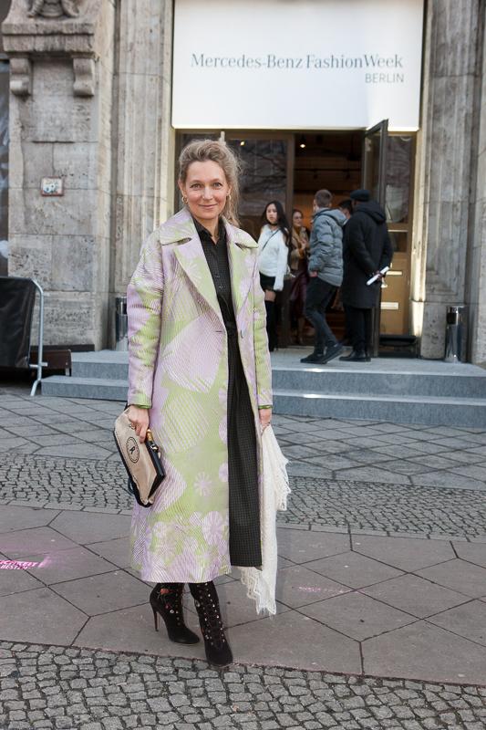 Mercedes-Benz Fashion Week Berlin A/W 2017 ИЛИ Неделя Моды в Берлине