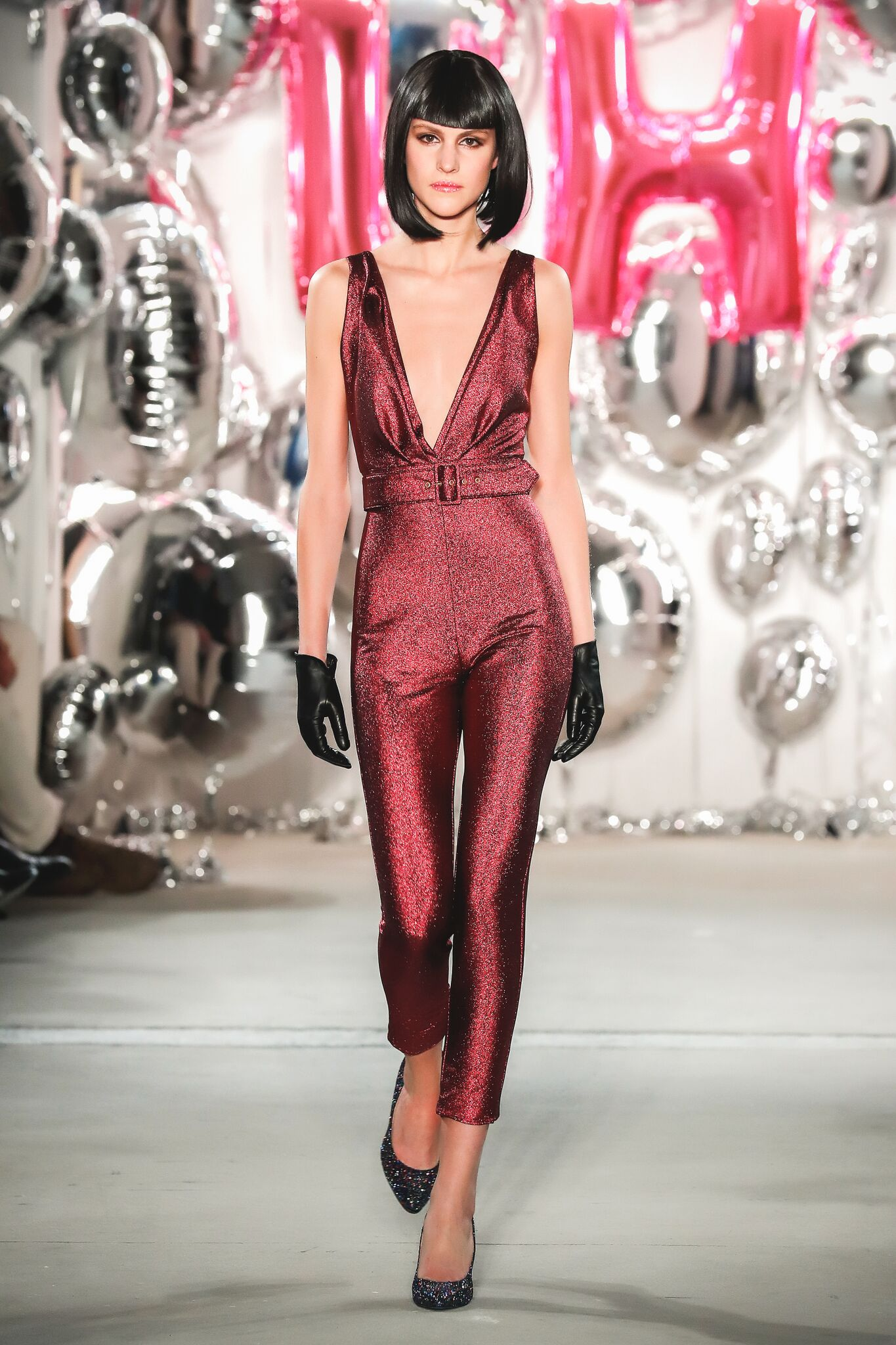 MBFW Berlin Autumn/Winter 2017/2018 Lena Hoschek