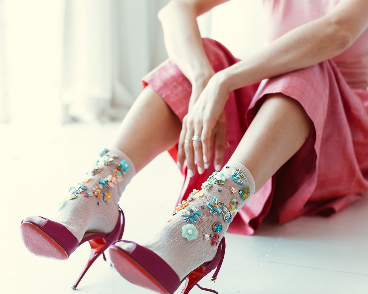 Socks de luxe ИЛИ Туфли с носками