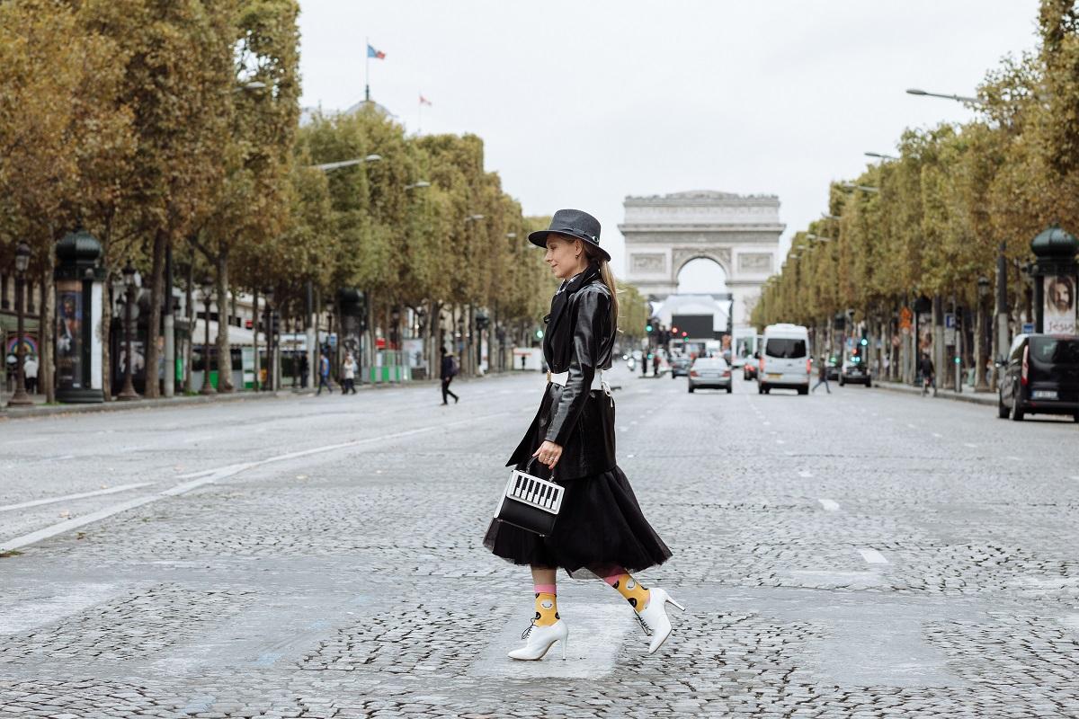 Parisian chic ИЛИ французский стиль