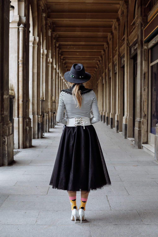 Parisian chic ИЛИ французский стиль а ля Кэрри