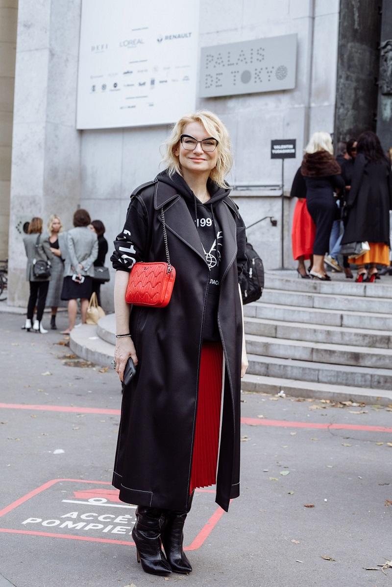 Paris Fashion Week SS 2018 ИЛИ Неделя моды в Париже весна лето 2018. Валентин Юдашкин. Эвелина Хромченко
